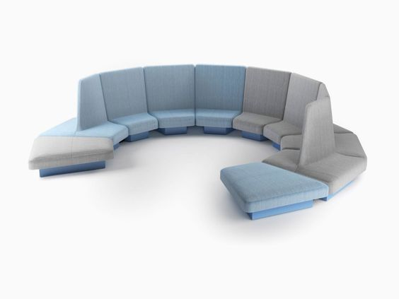 Rhyme Approachable From All Angles Rhyme Modular Seating For