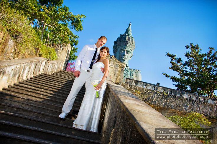 Pre-Wedding at Garuda Wisnu Kencana Cultural Park
