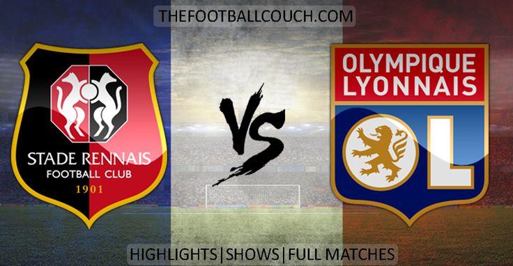 [Video] Ligue 1 Rennes vs Olympique Lyonnais Highlights - http://ow.ly/ZprhZ - #StadeRennes #OlympiqueLyonnais #ligue1 #soccerhighlights #footballhighlights #football #soccer #frenchfootball #thefootballcouch