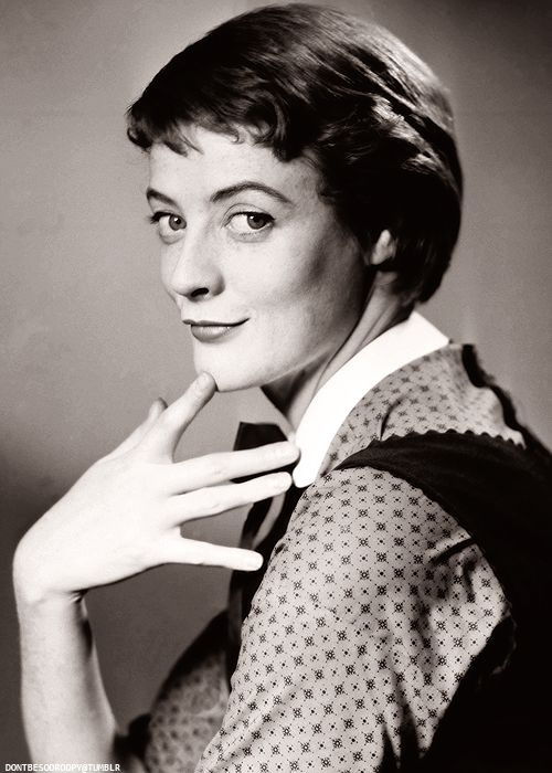 Maggie Smith, 1950s
