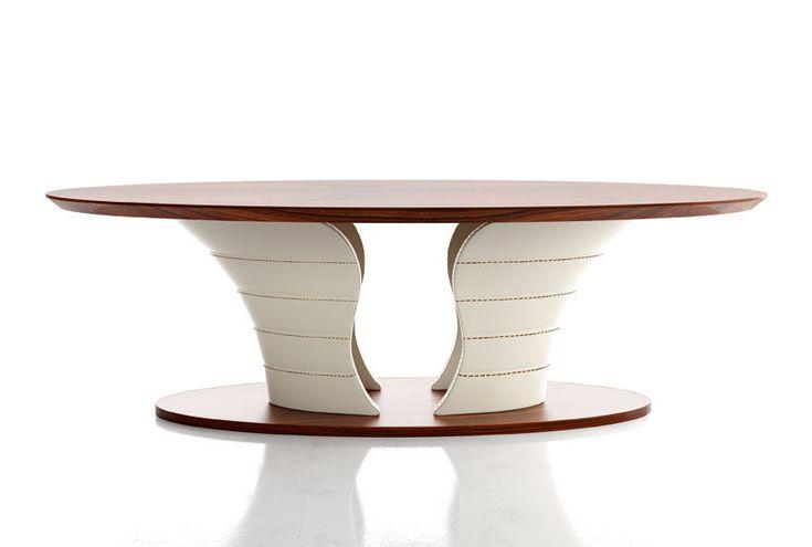Esstisch modern oval  Schön esstisch oval | Deutsche Deko | Pinterest