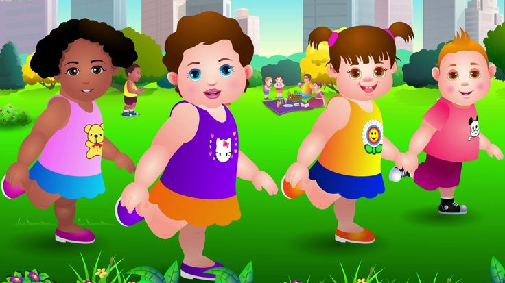 """""""Head, Shoulders, Knees and Toes"""" Nursery Rhyme Exercise song. Make your kids Jump, Punch,March and do all sorts of exercises to keep themselves fit. We hope..."""
