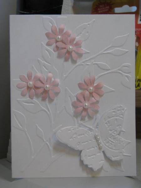 WT215 I LOVE White Cards! kh