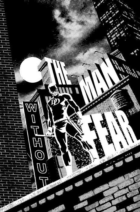 The Man Without Fear By David Aja
