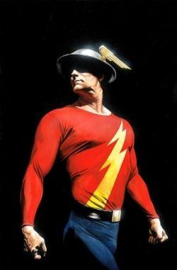 Flash / Jay Garrick (Флэш / Джей Гаррик)
