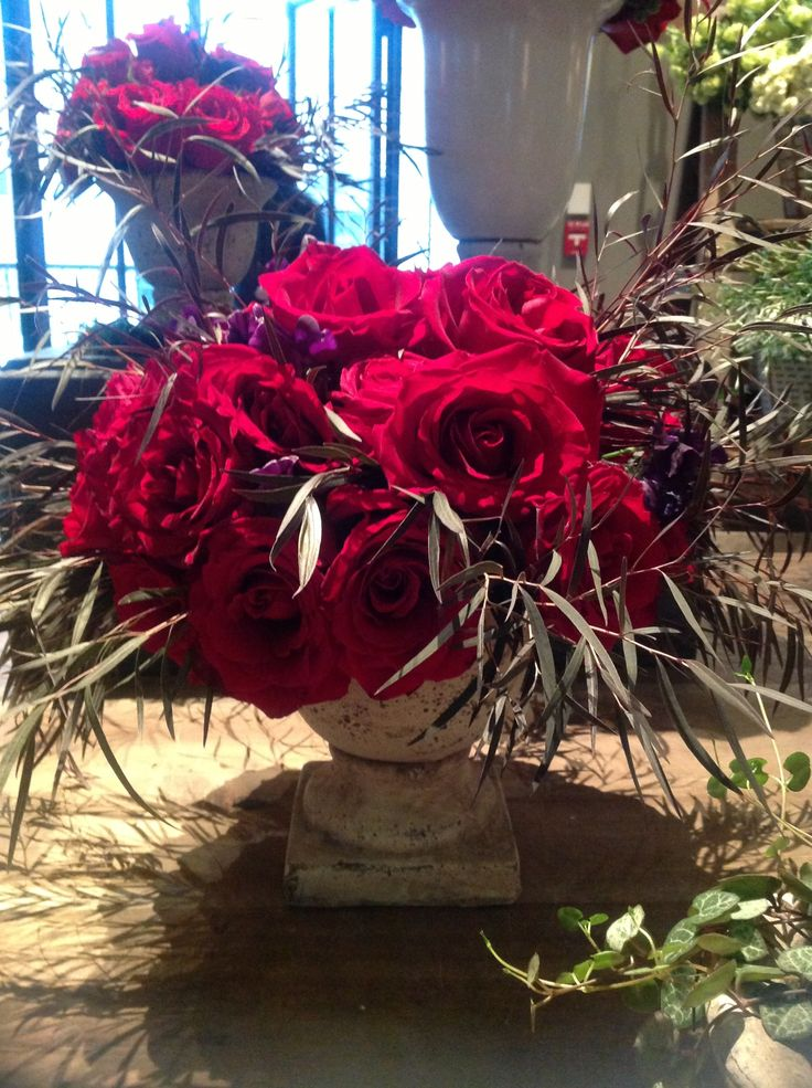 A romantic Valentine's arrangement from our hearts to yours!