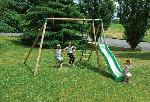 Plein air : 40 balançoires pour vos enfants