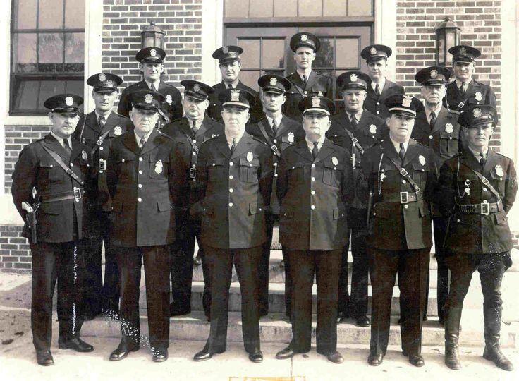 1940s police officer uniform | Re: PA POLICE UNIFORMS