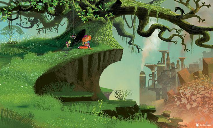 The Art Of Animation, Dankerleroux