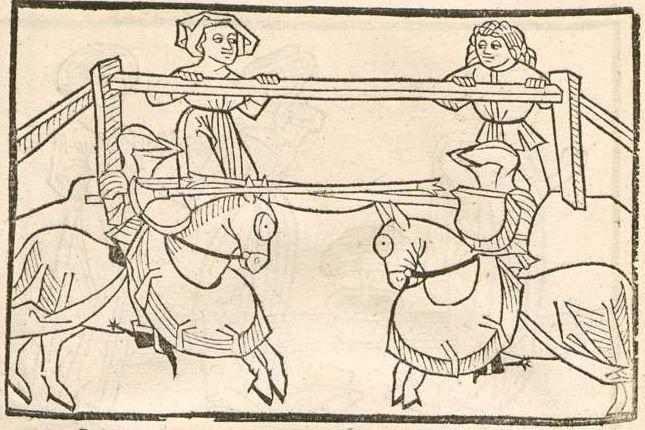 Vintler, Hans: Das buoch der tugend Augsburg, 1486 Ink V-219 - GW M50692 Folio 361