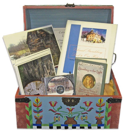 The Traveling Trunk Teaches Kids About History And Artifacts