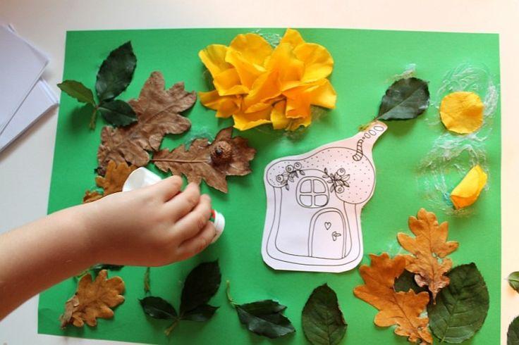Podzimní chaloupka - Testováno na dětech