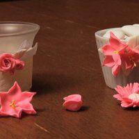 Fabriquer des fleurs en porcelaine froide WePam - Marie Claire Idées