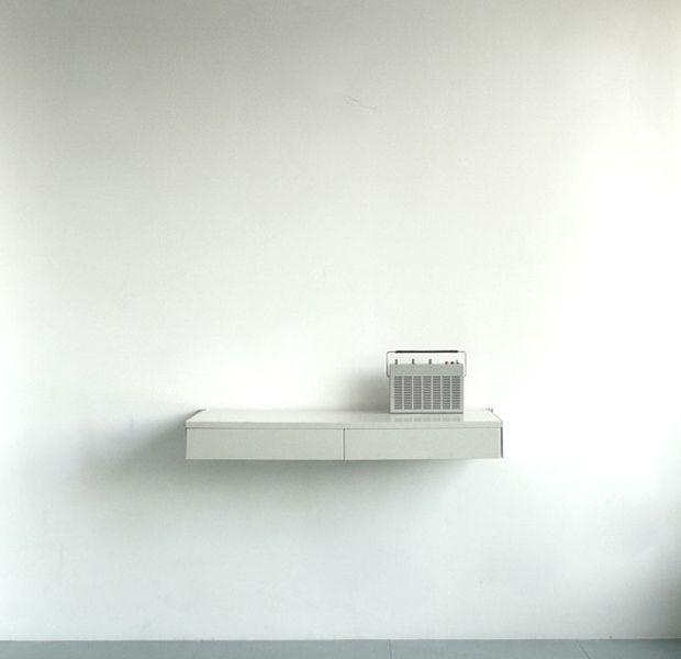 wall unit by dieter rams for vitsoe see more single vitsoe shelf