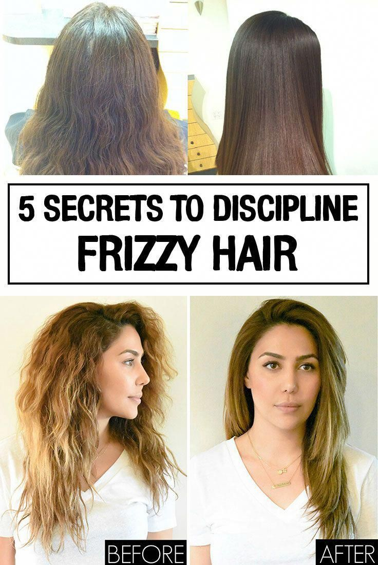 The Hair Stylists Have Finally Revealed 5 Secrets To Prevent And Treat Static Hair Check Them Out Hair Static Hair Frizzy Hair Tips Haircuts For Frizzy Hair