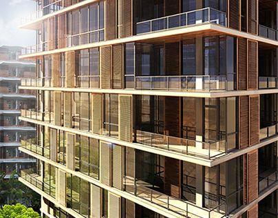 Apartment in Moda – jaluzi – #jaluzi #Moda #Wohnung   – Vorhang
