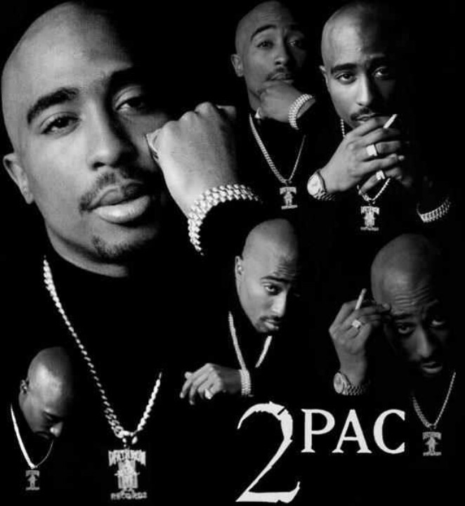 Tupac one of the best rappers of all time !!!