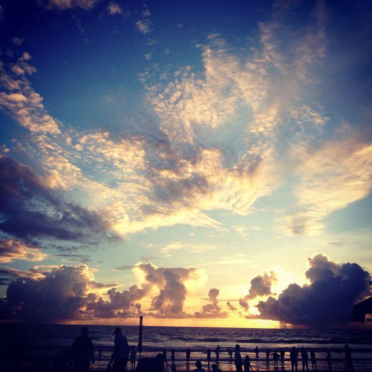 Sunset Double Six Beach