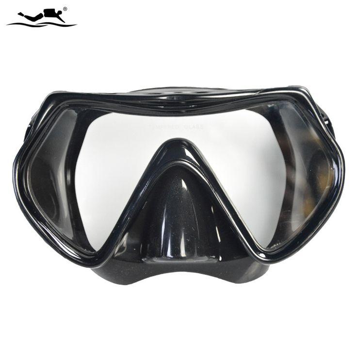 Cute New Arrive Underwater Glasses Scuba Diving Swimming Equipment Full Face Snorkeling Mask M