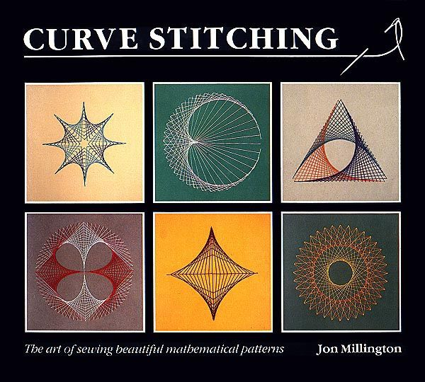 Line Art Math : Best images about cards with string art embroidery or