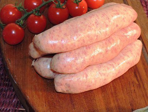 How To Make Pork And Mustard Sausages #Pork #Mustard #Sausages #recipe