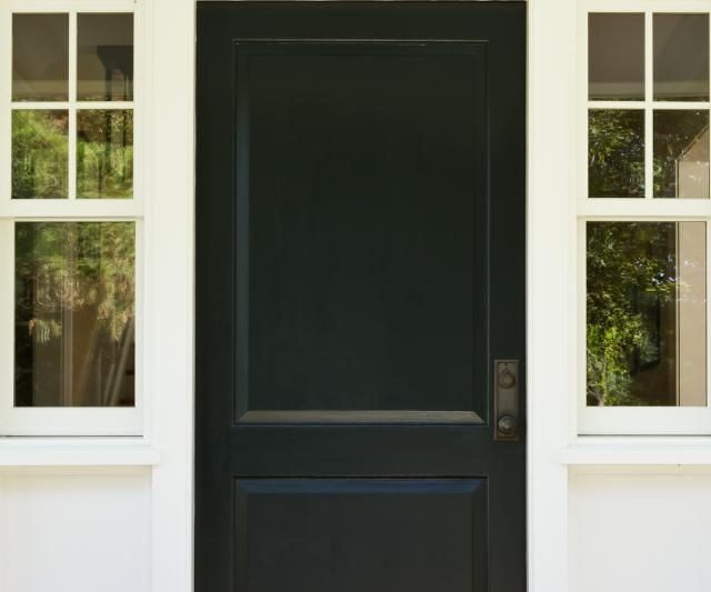 1000 ideas about front door colours on pinterest front for Feng shui back door