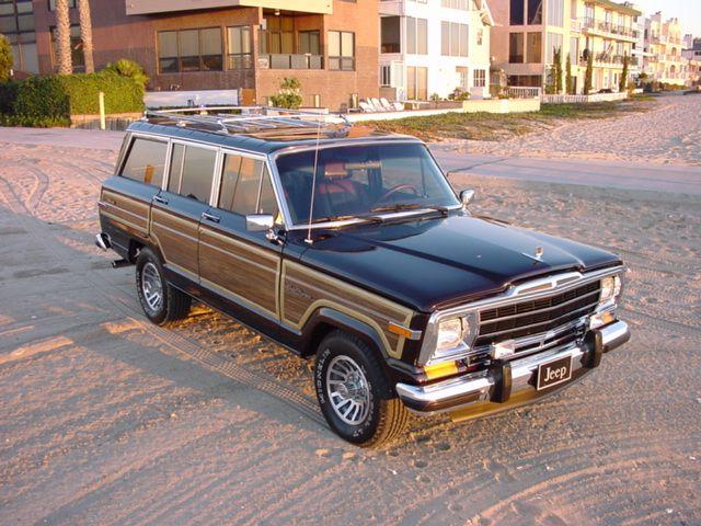 Always Loved the wagoneer!