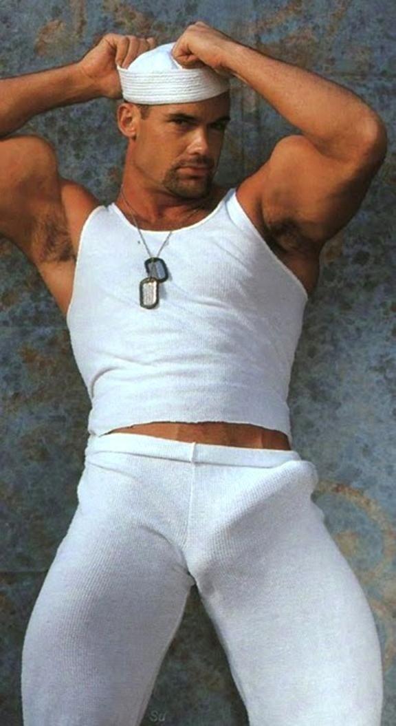 Massive bulge gay