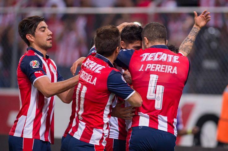 CHIVAS MUESTRA SU PODER EN TODAS LAS CATEGORÍAS Guadalajara es el único equipo en México que tiene en puestos de clasificación a sus distintos equipos.