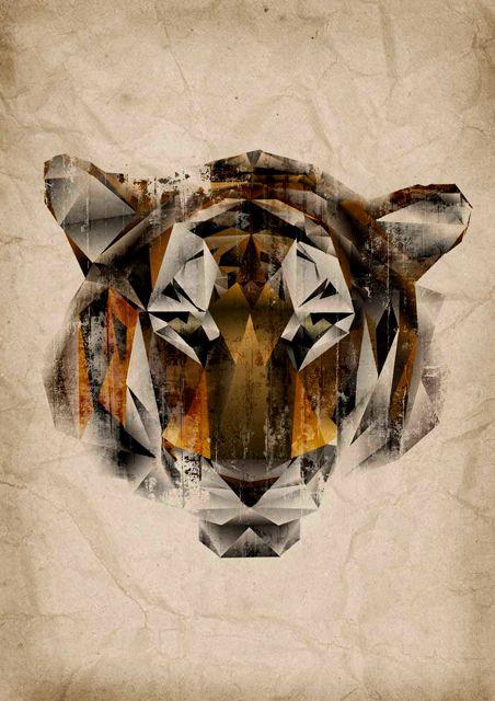 Amédée. #tiger