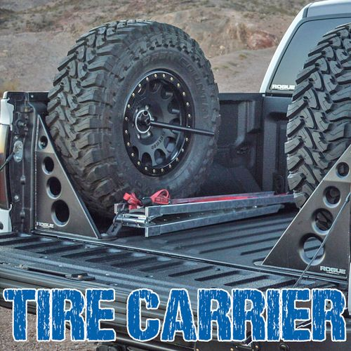 Off Road Bumpers F150 >> 2017 Ford Raptor Tire Carriers | 2017 Ford Raptor Parts ...