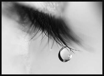 When The First Tears You Cry Come From Your Left Eye, It's Because Of Something Painful, But If They Come From Your Right Eye, It's From Something Happy.