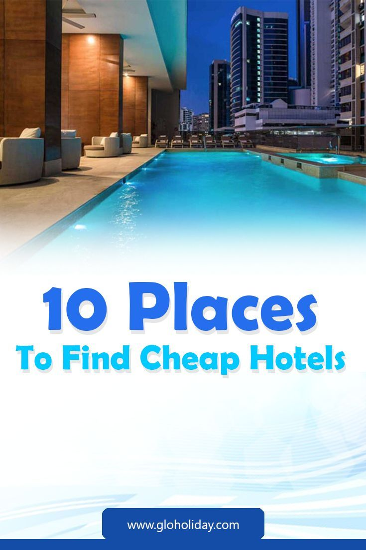 Great hotels but easy on the wallet. Great places to find #cheap #hotels