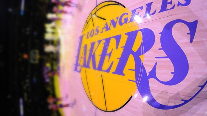 The dynasty that is the LA Lakers.