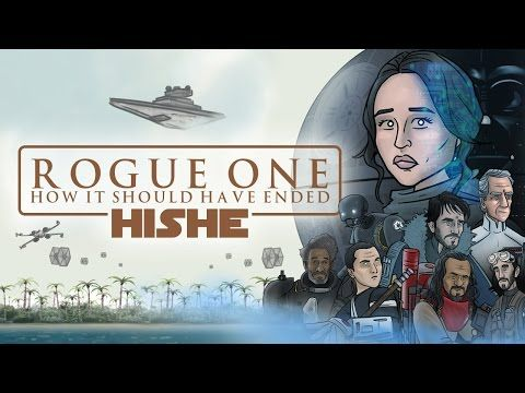 How Star Wars Rogue One Should Have Ended | Top Ten Best Traffic Recourses Online