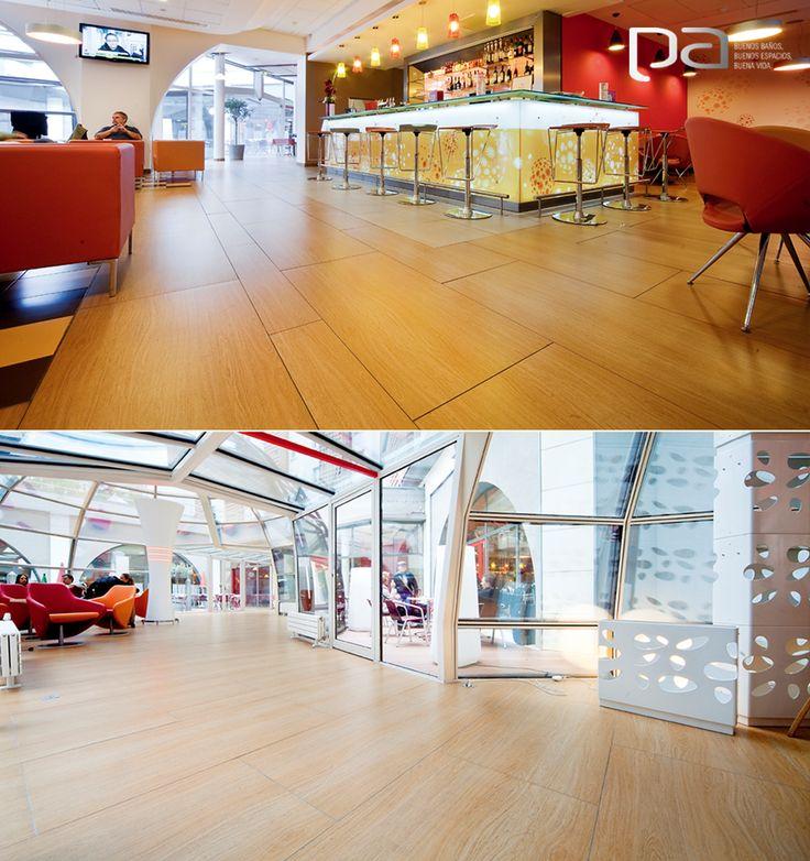 Ubicado en París, el restaurante del Hotel Ibis Tour Eifffel cuenta con la distinción de la cerámica de Apavisa, en especial de su colección AOK. Productos diseñados para complacer a los clientes y proyectos más exigentes.  Conoce más de nuestro catálogo en www.p-a.com.co