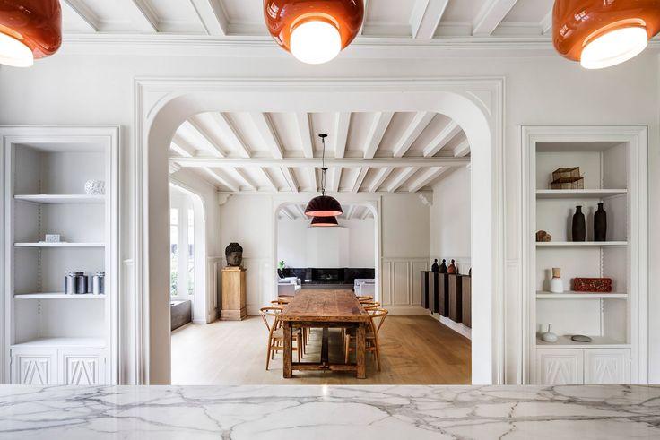 Maison à Colombages by 05 AM Arquitectura