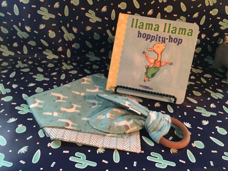 Blue Llama Gift Set
