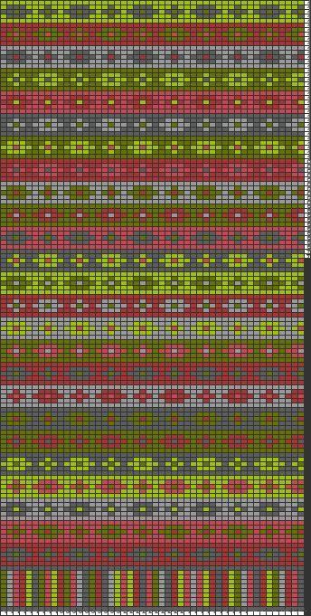 Knitting Chart Maker Ipad : Best krokbragd images on pinterest weaving