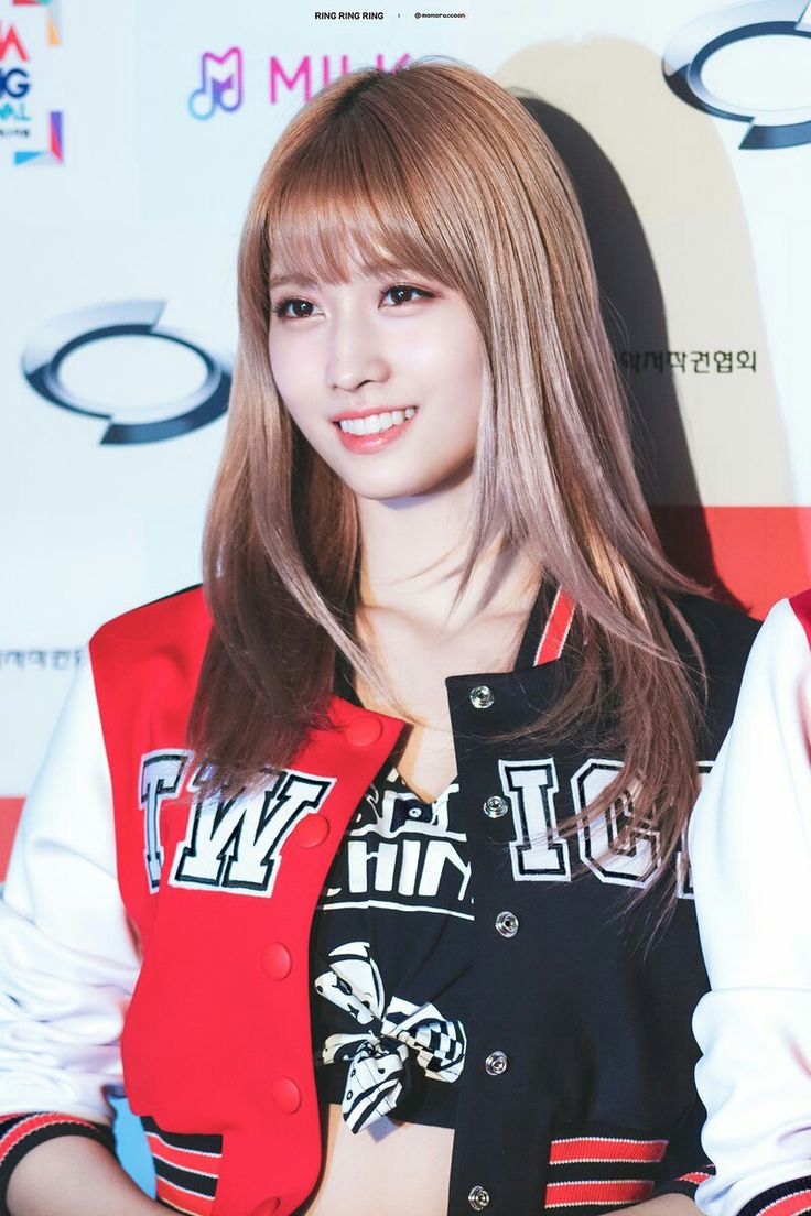 [FANTAKEN] TWICE Momo Red Carpet Asia Song Festival 2016 Cheer Up