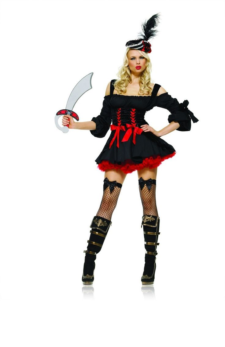 Pirate Wench Costume | £37.73  sc 1 st  Pinterest & The 42 best Pirates images on Pinterest | Pirates Costumes and ...