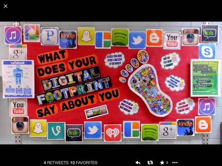 25 Best Ideas About Digital Footprint On Pinterest