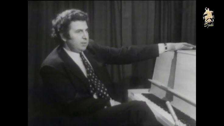 To yelasto pedi - Mikis Theodorakis (1970) RARE VIDEO