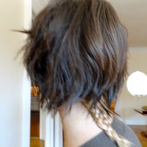 Daria's New Haircut, by Christiaan | Into The Gloss