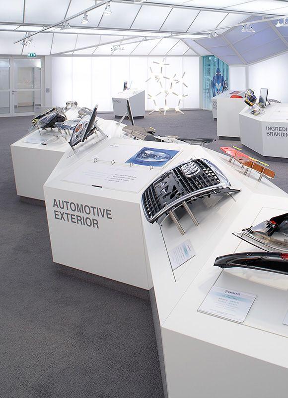 »Technikomm Bayer MaterialScience« — Ippolito Fleitz Group
