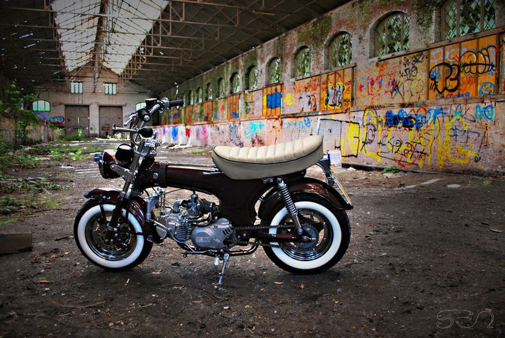 my honda dax v by 1092 731 mini motos pinterest nice the o 39 jays and honda. Black Bedroom Furniture Sets. Home Design Ideas