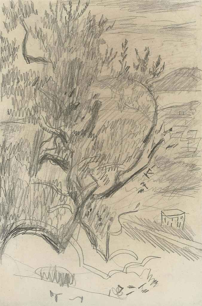 Pierre Bonnard  drawing