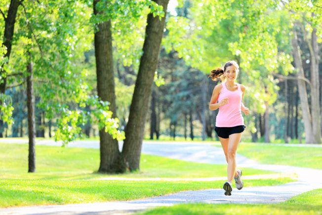 How to Exercise Outside With Spring Allergies: Don't use allergy symptoms as an excuse to miss out on spring weather.