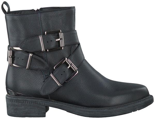 Zwarte Alma en Pena Korte laarzen 417