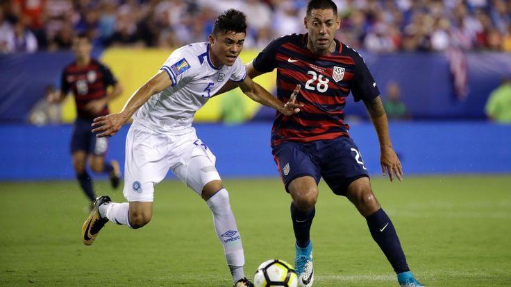 Clint Dempsey equals Landon Donovan's all-time U.S. goals record